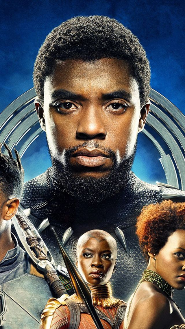 Black Panther Chadwick Boseman Wallpaper Kolpaper Awesome Free Hd Wallpapers