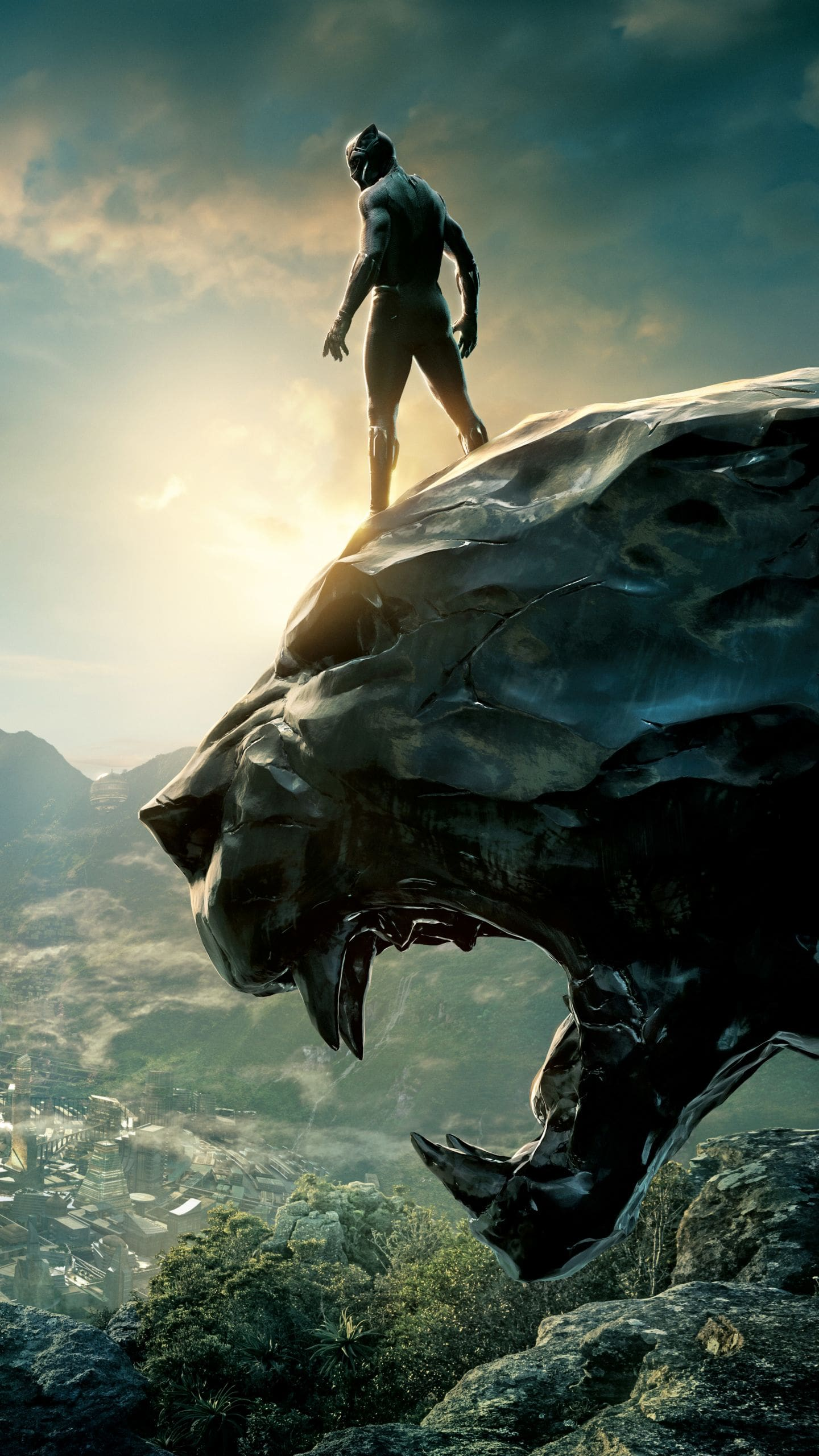 Black Panther Wallpapers Kolpaper Awesome Free Hd Wallpapers