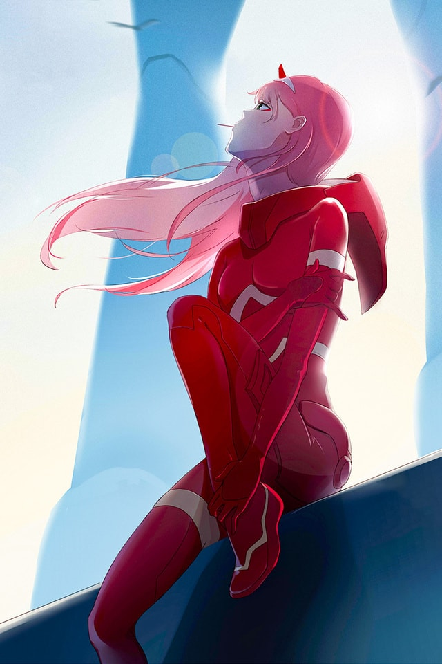 Cool Zero Two Wallpaper Kolpaper Awesome Free Hd Wallpapers