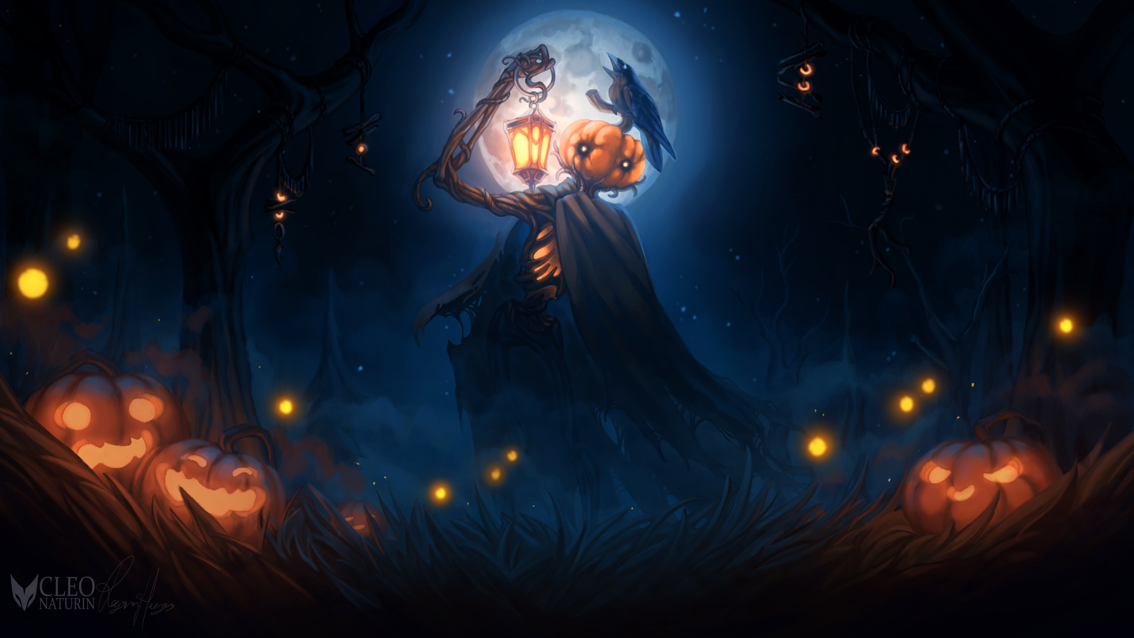 4k Halloween Wallpapers Kolpaper Awesome Free Hd Wallpapers