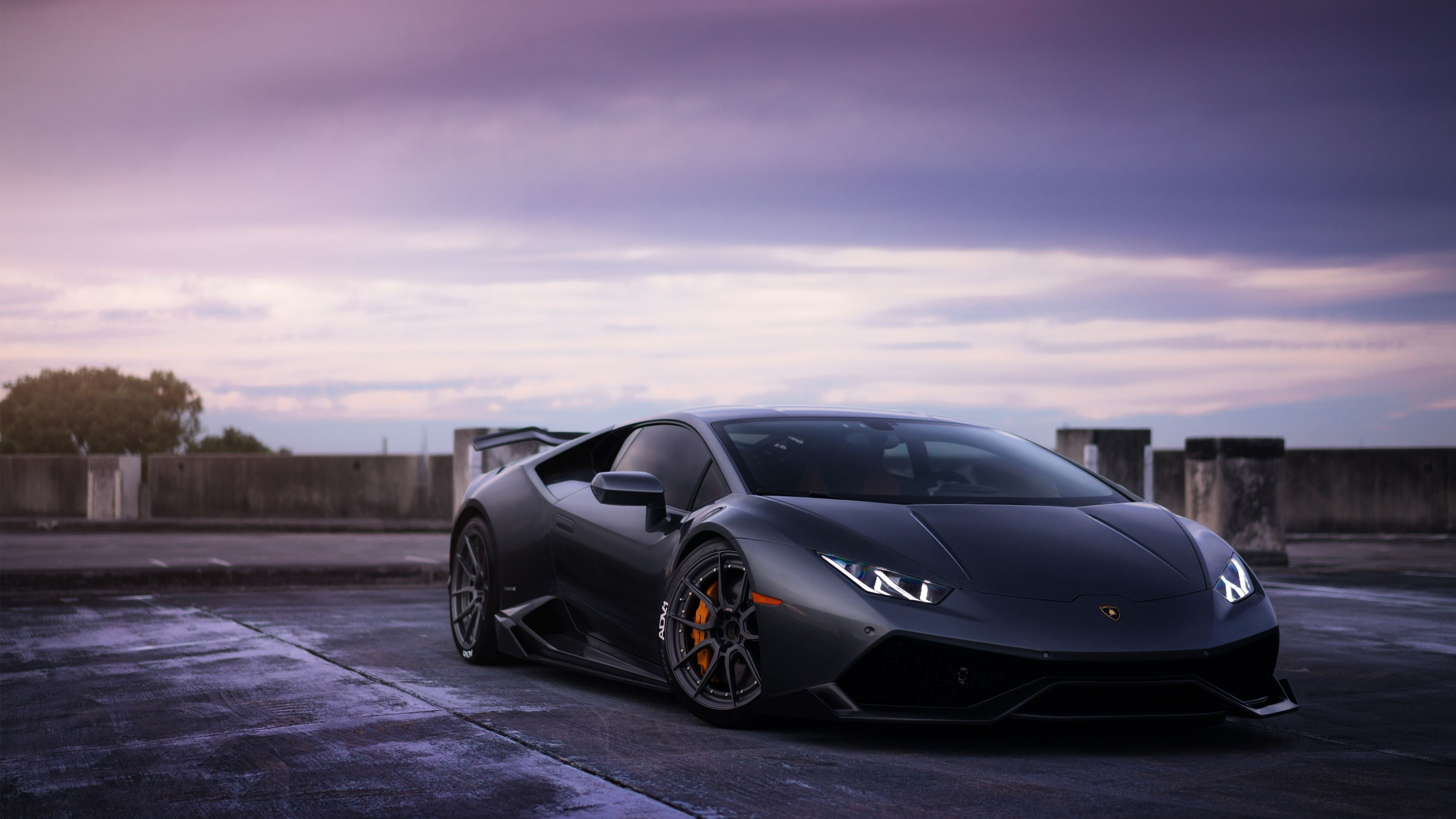 4K Lamborghini Wallpaper