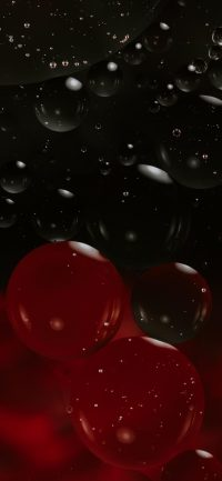 Black and Red Iphone Wallpaper 2