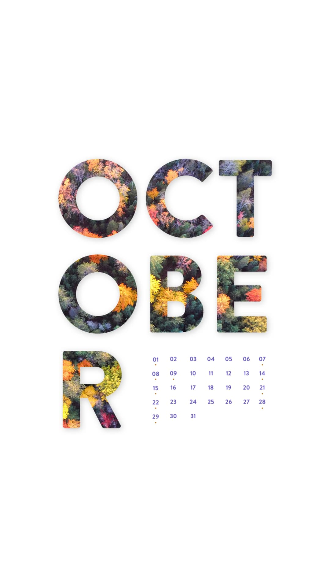 Calendar October Wallpapers Kolpaper Awesome Free Hd Wallpapers