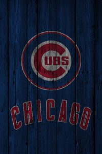 Chicago Cubs Lockscreen