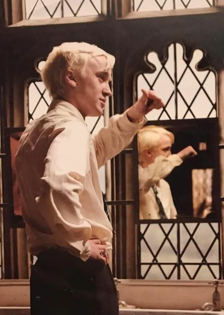 Cool Draco Malfoy Wallpaper