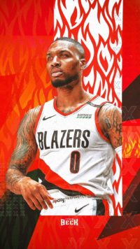 Damian Lillard Wallpaper 2