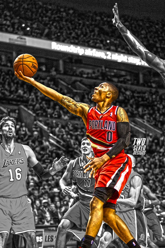 Damian Lillard Wallpapers Android