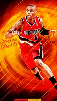 Damian Lillard Wallpapers Iphone