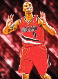 Damian Lillard Wallpapers Phone