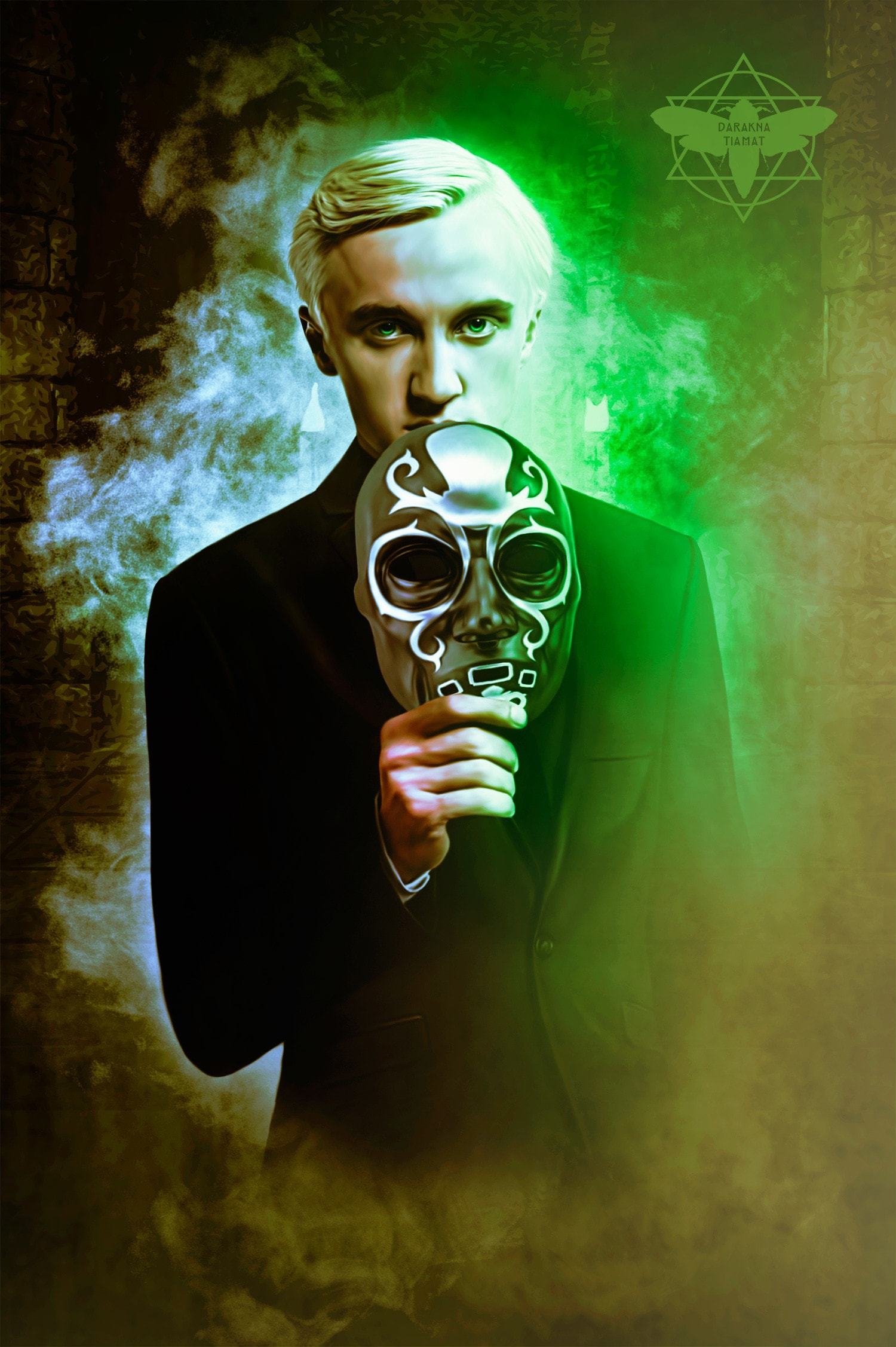 Draco Malfoy Iphone Wallpapers