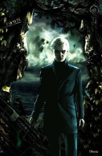 Draco Malfoy Wallpaper 3
