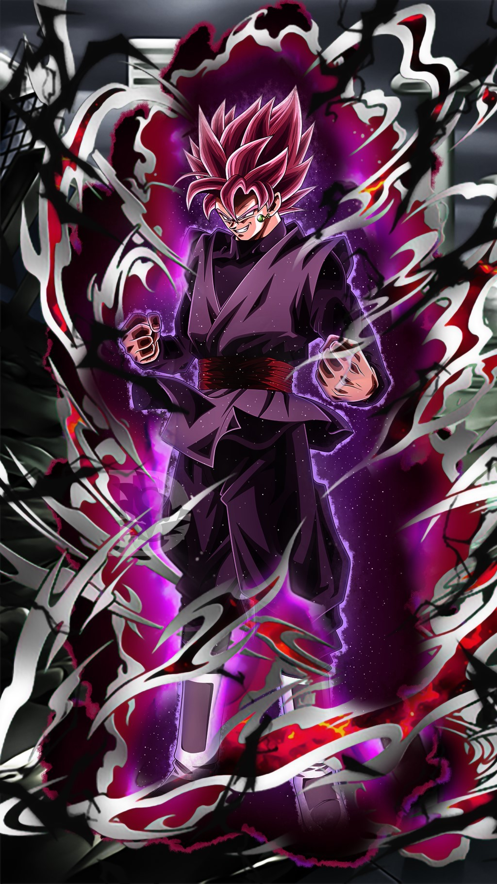 Dragon Ball Z Black Goku Wallpaper Kolpaper Awesome Free Hd Wallpapers