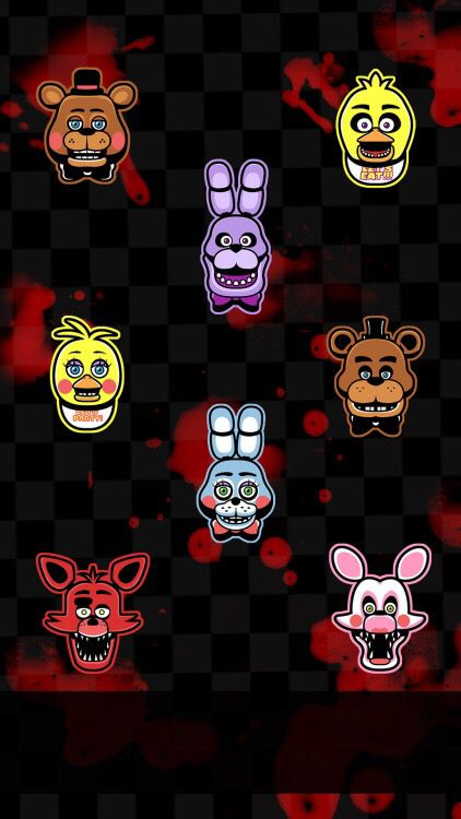 FNAF Android Wallpapers