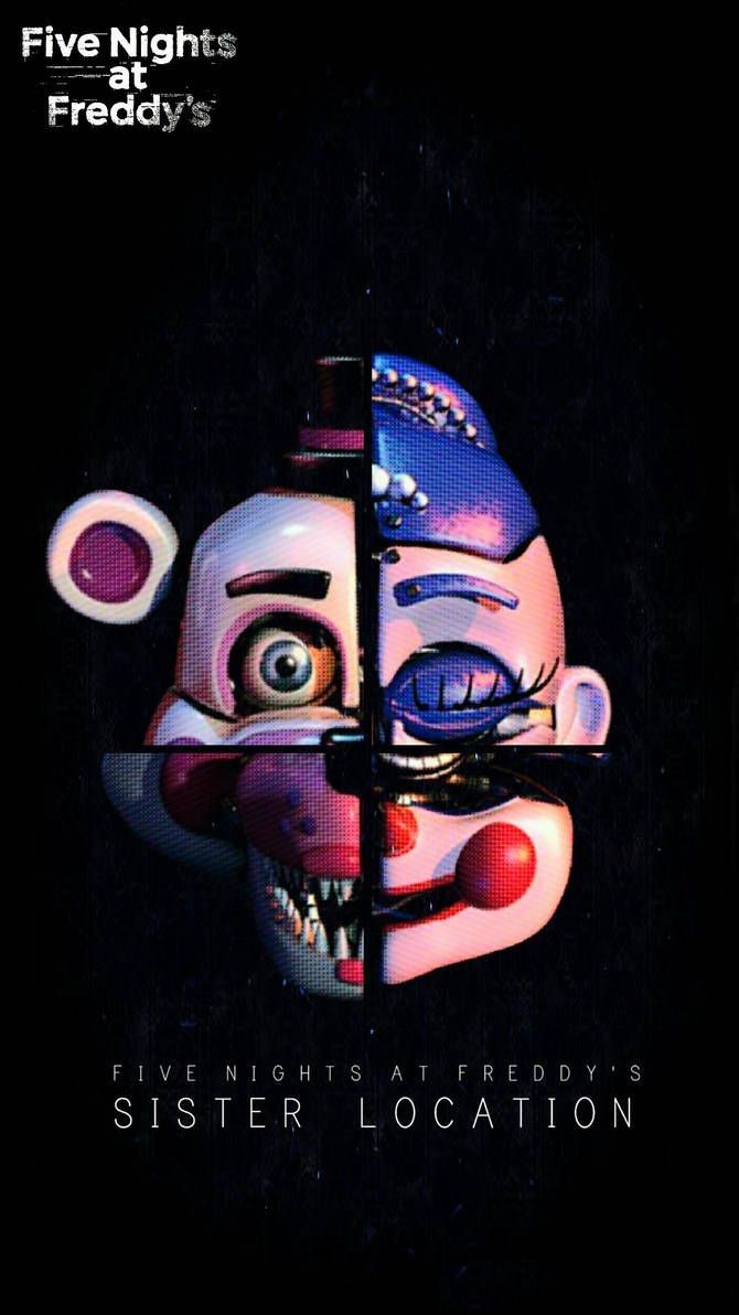 FNAF Sister Location Wallpaper Iphone