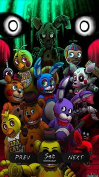 FNAF Wallpapers 5