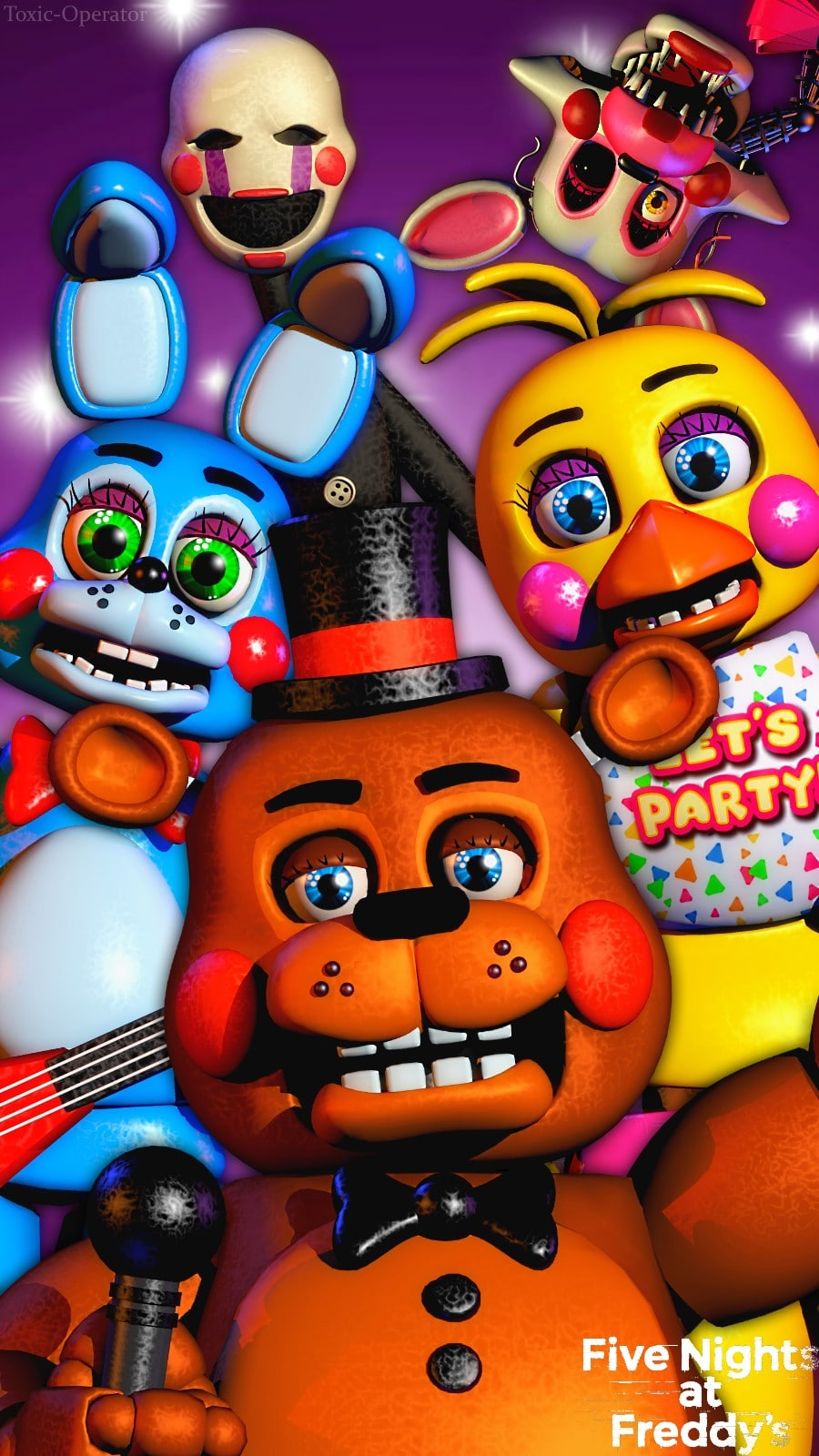 FNAF Wallpapers Android
