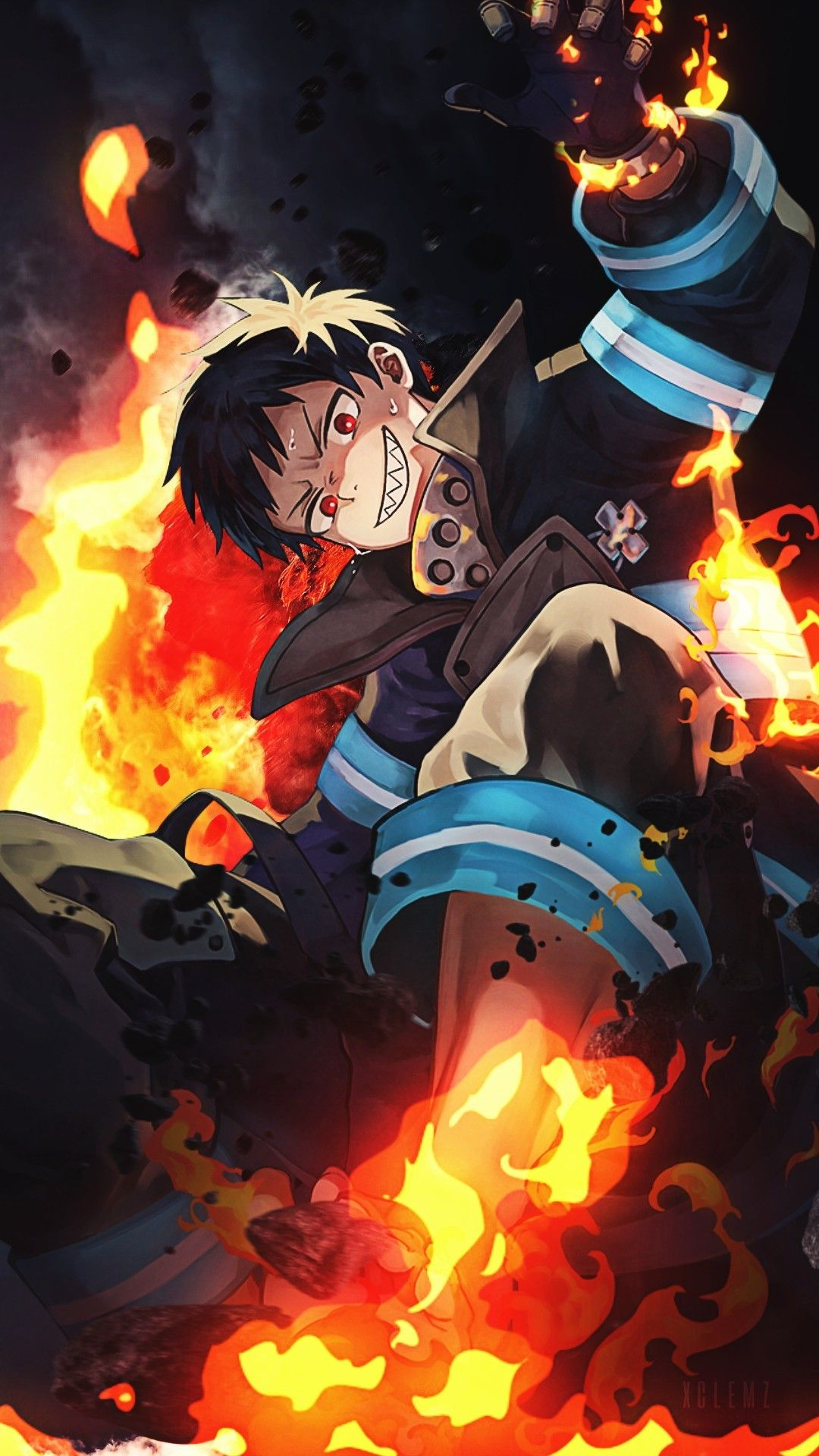 Fire Force Wallpaper Android Kolpaper Awesome Free Hd Wallpapers Do you want fire force wallpaper? fire force wallpaper android kolpaper