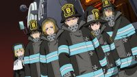 Fire Force Wallpaper HD