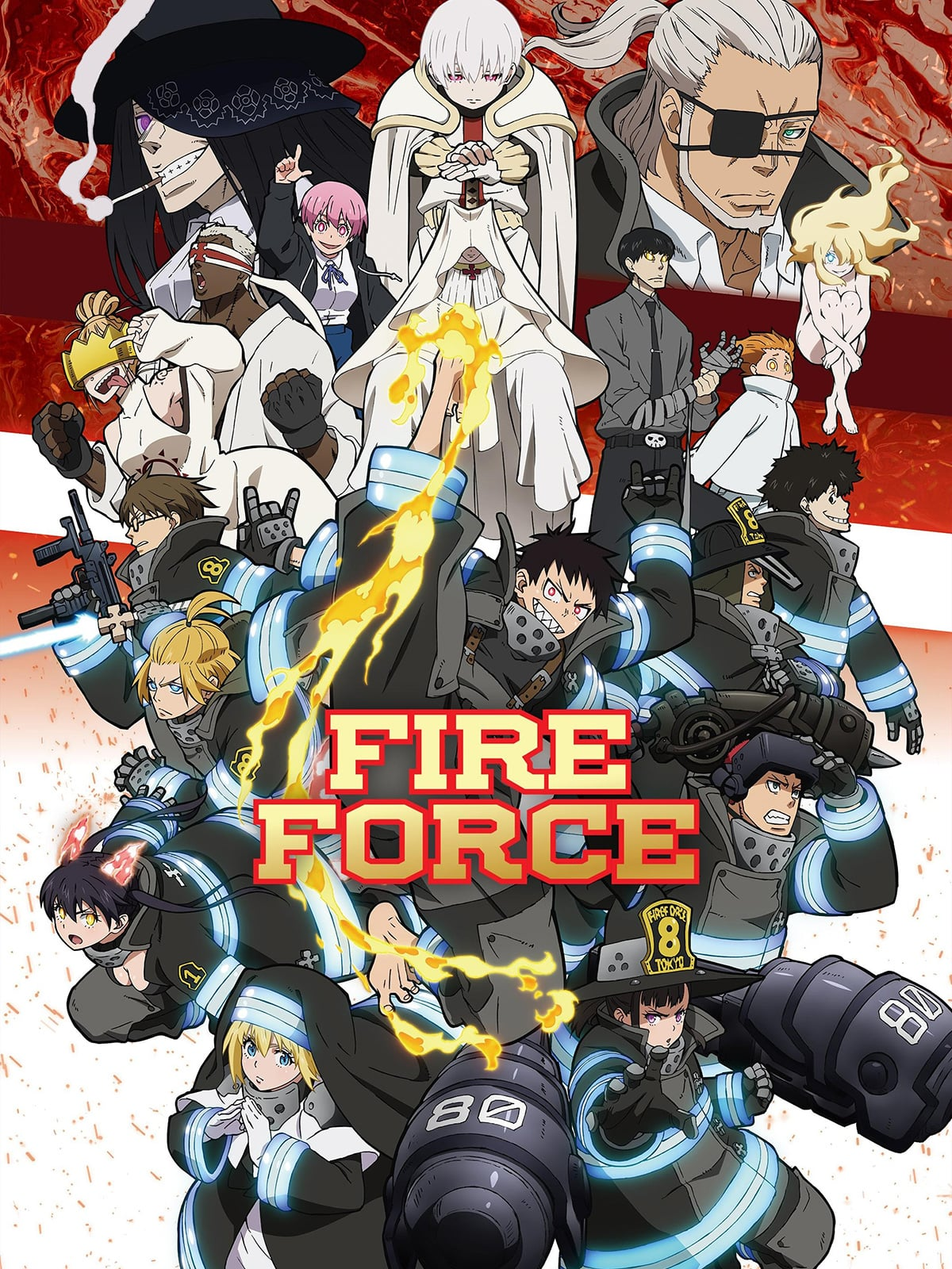 Fire Force Wallpaper Smartphone Kolpaper Awesome Free Hd Wallpapers Select your favorite images and download them for use as wallpaper for your desktop or phone. fire force wallpaper smartphone