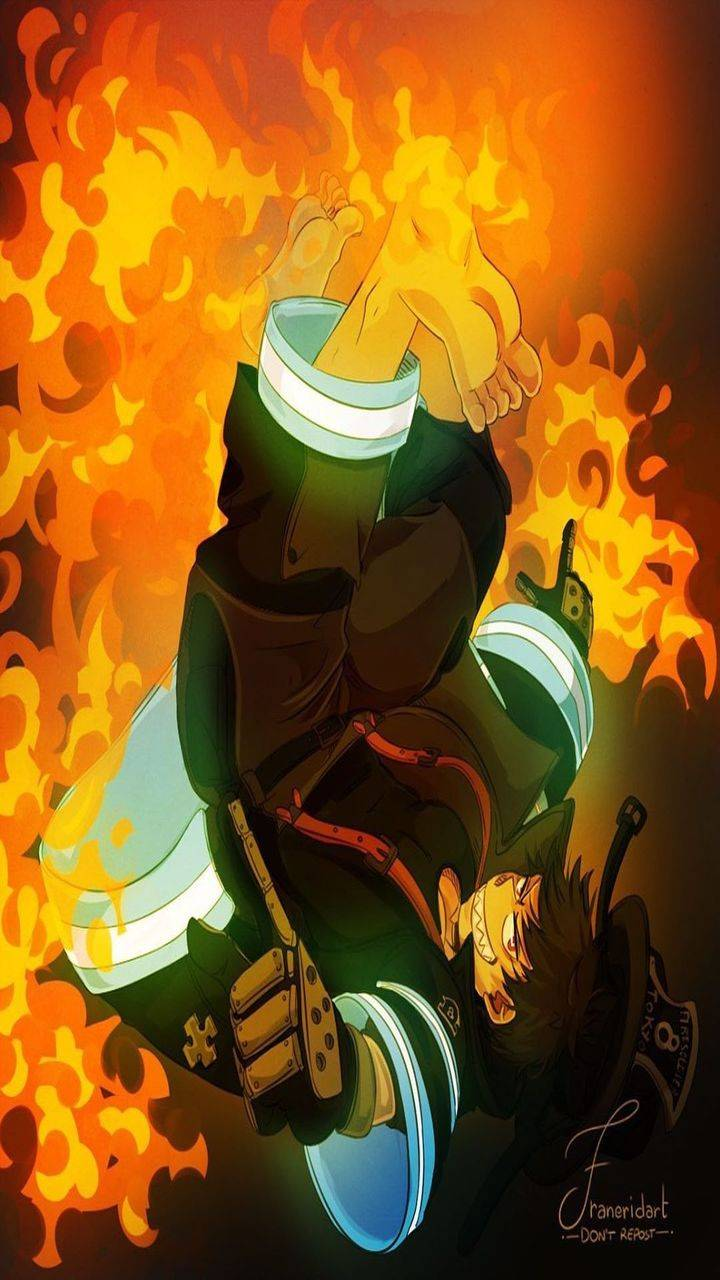 Fire Force Wallpaper For Iphone Kolpaper Awesome Free Hd Wallpapers Published by june 12, 2020. fire force wallpaper for iphone