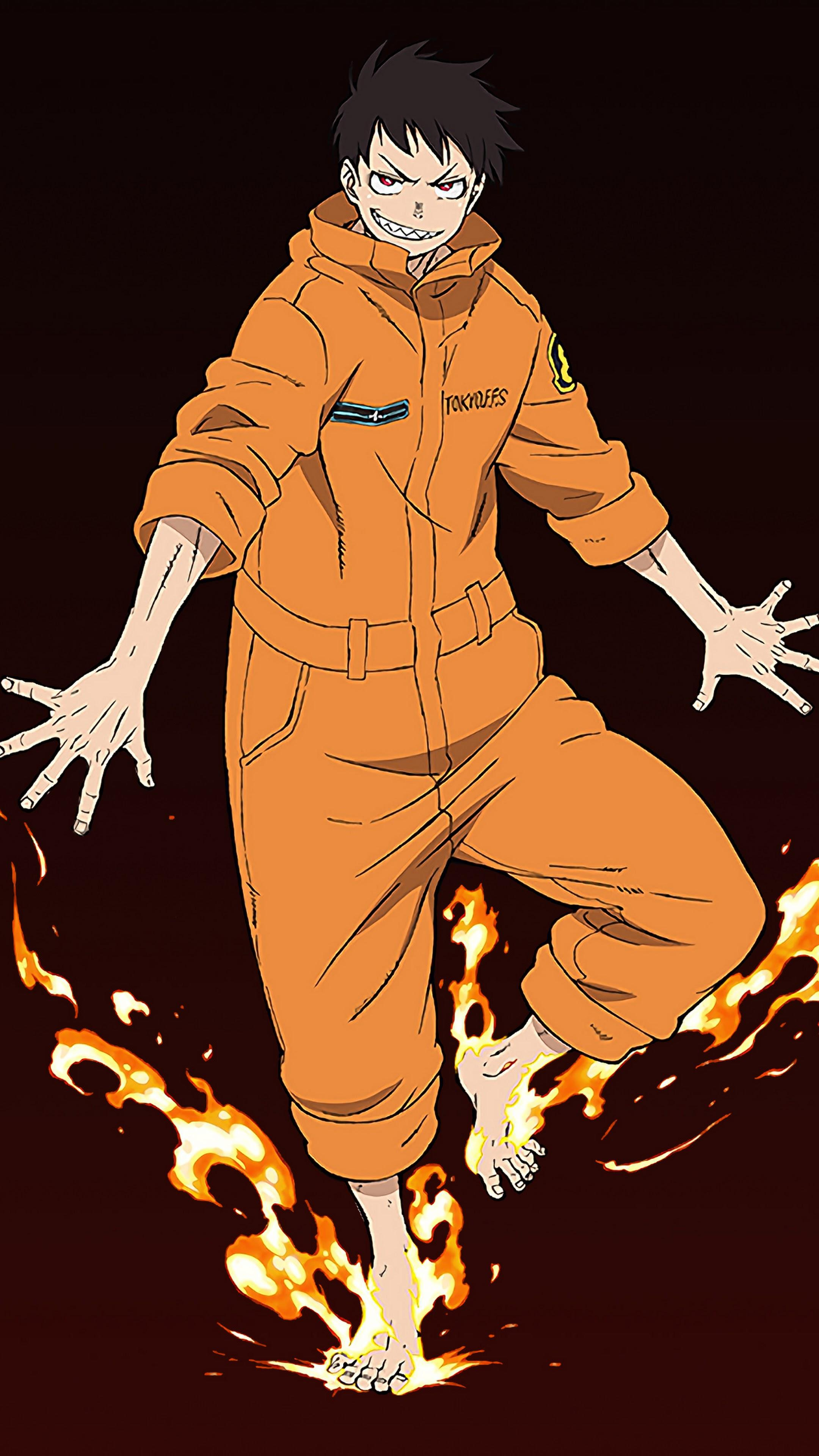 Fire Force Wallpapers Kolpaper Awesome Free Hd Wallpapers Tons of awesome fire force wallpapers to download for free. fire force wallpapers kolpaper