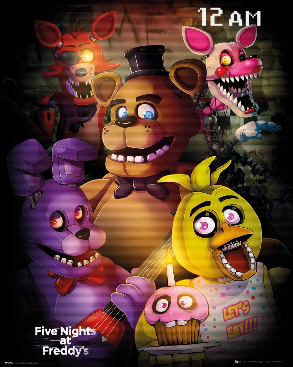 Five Nights at Freddy's Iphone Wallpaper