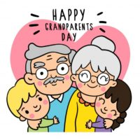 Grandparents Day Wallpaper 2