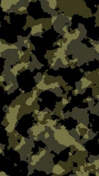 Green Camo Lockscreens