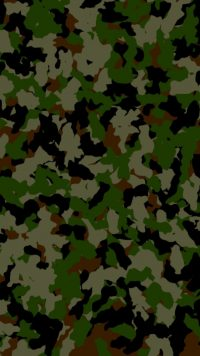 Green Camouflage Lockscreen