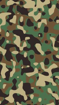 Green Camouflage Wallpaper Iphone