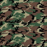 Green Military Camo Wallpaper