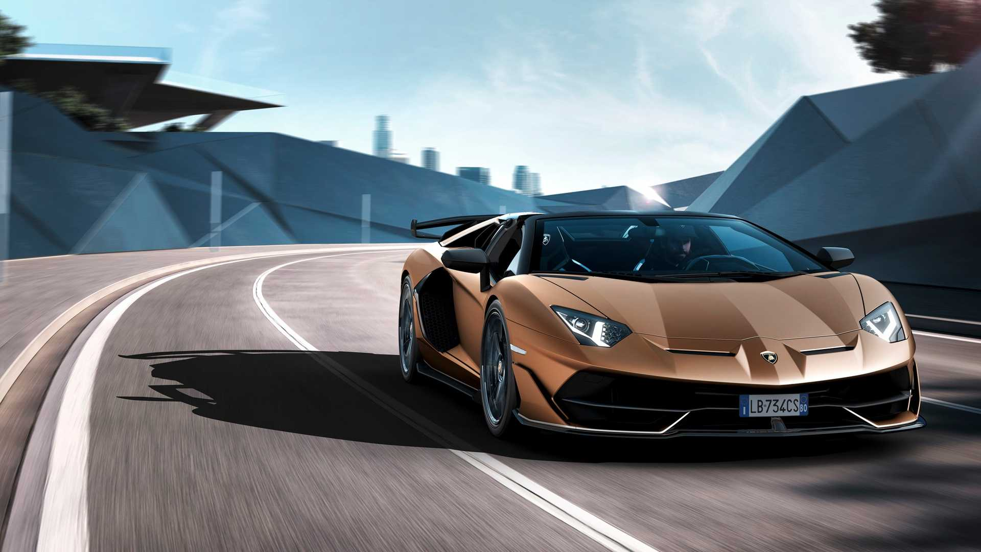 HD Lamborghini Wallpaper