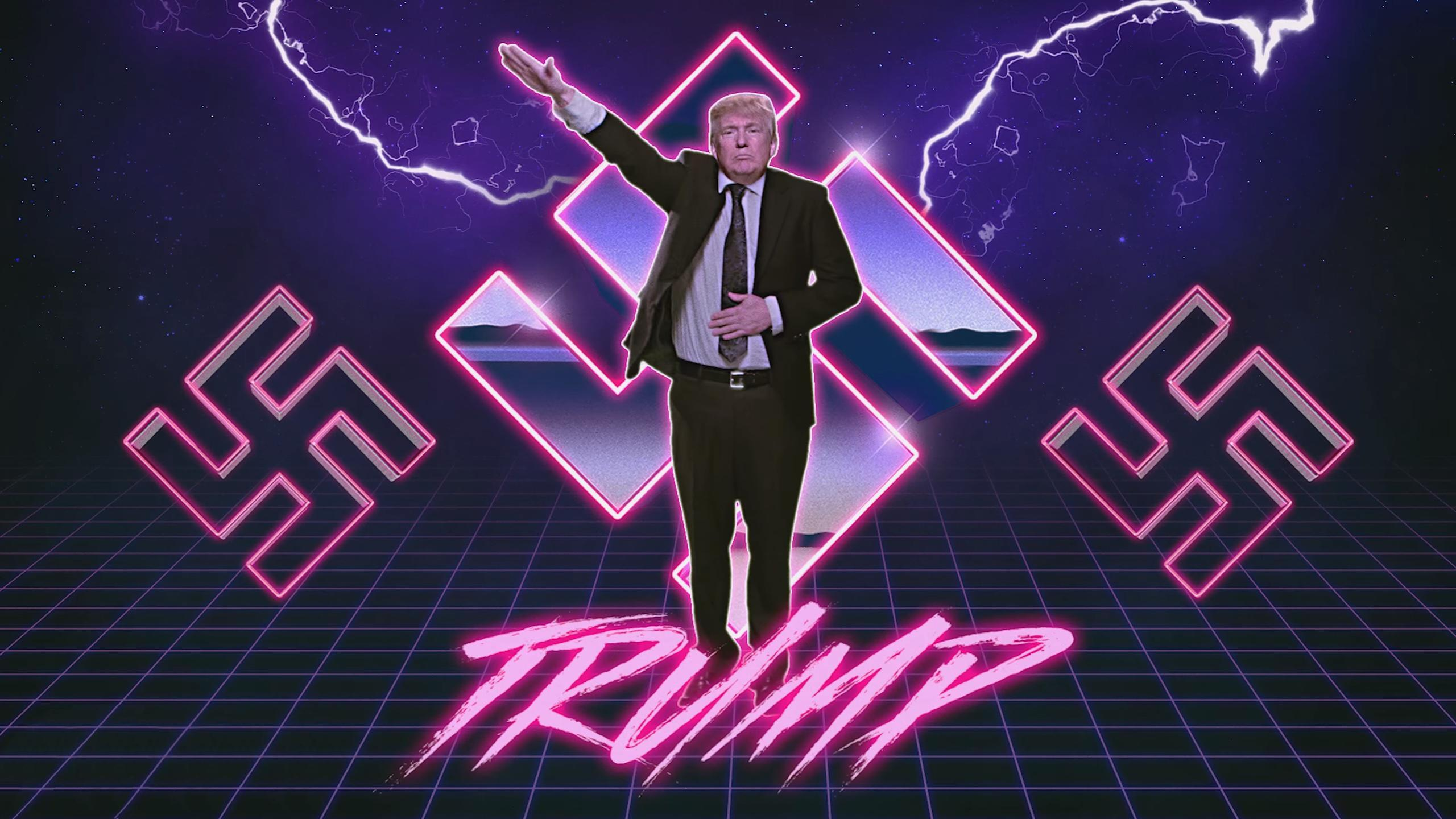 HD Trump Wallpaper