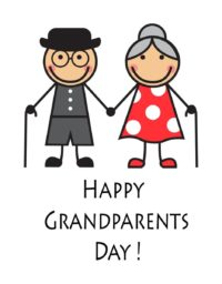 Happy Grandparents Day Wallpaper
