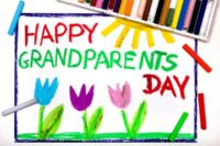 Happy Grandparents Day Wallpaper PC
