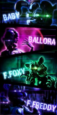 Iphone FNAF Wallpapers 2