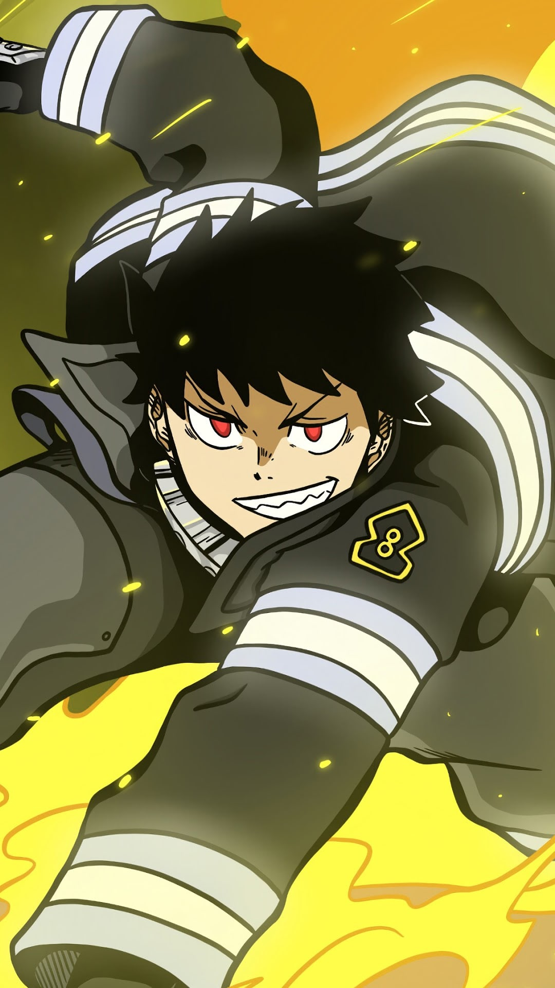 Iphone Fire Force Wallpapers - KoLPaPer - Awesome Free HD ...