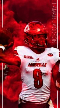 Iphone Lamar Jackson Wallpapers