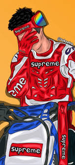 Iphone Supreme Wallpaper