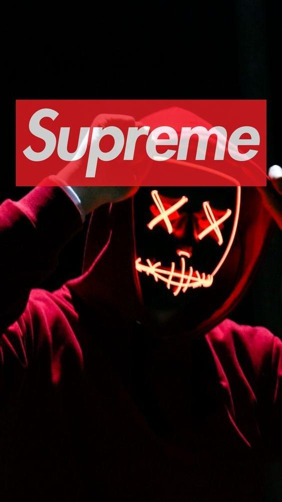 Iphone Supreme Wallpapers
