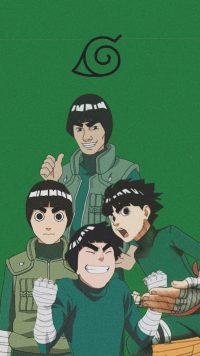 Iphone Wallpaper Rock Lee