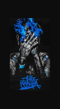 Iphone Wiz Khalifa Wallpaper 2