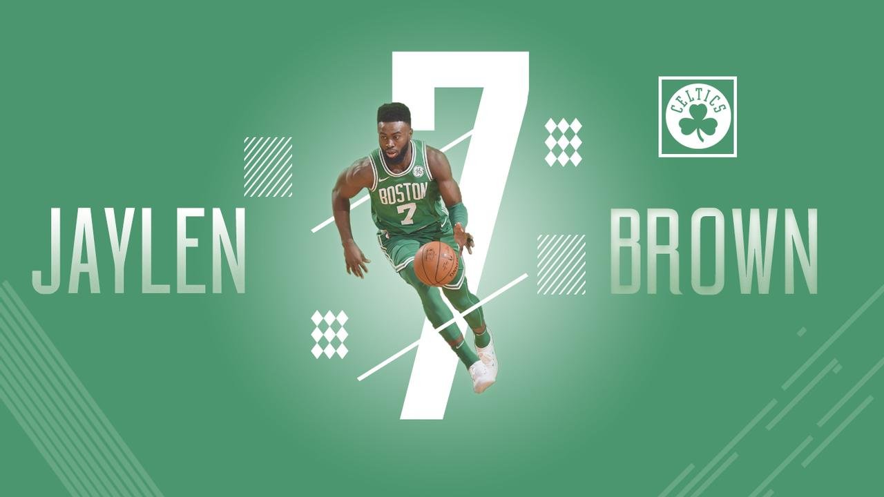 Jaylen Brown Backgrounds