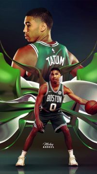 Jayson Tatum Android Wallpapers