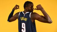 Jerami Grant Nuggets Wallpaper