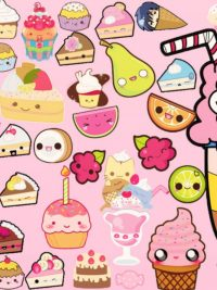 Kawaii Food Wallpapers