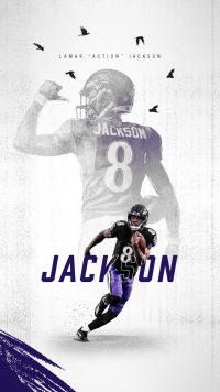 Lamar Jackson Wallpapers