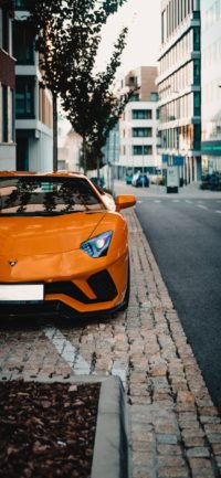 Lamborghini City Wallpaper 2