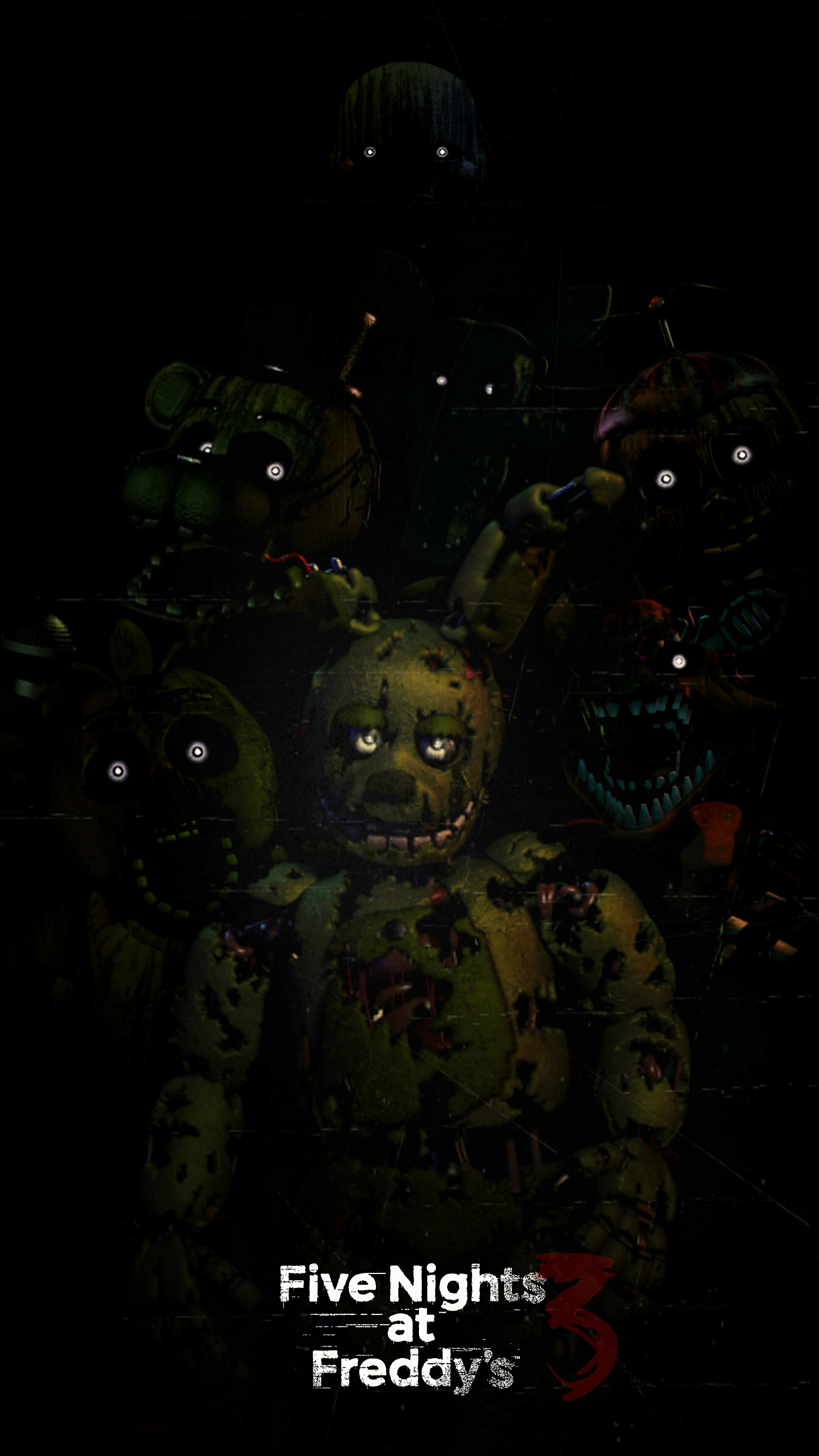 Lockscreen FNAF