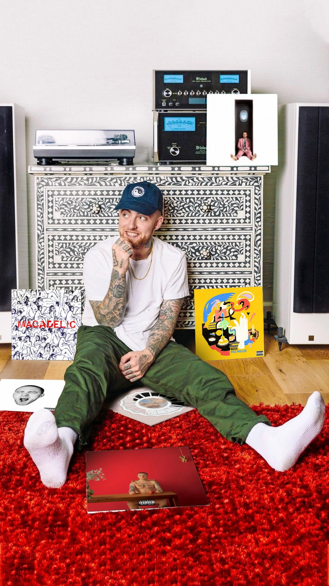 Mac Miller Latest Photo